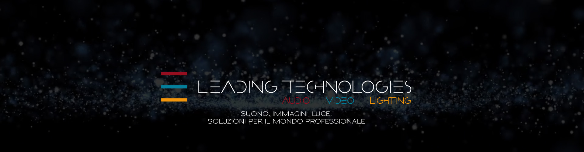 Leading Technologies - Audio Video Illuminazione